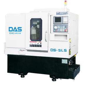 High Precision cnc lathe machine DS-5LS Manufacturer In China