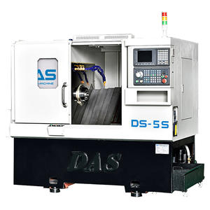 DS-5S CNC Machine Lathe For Copper And Aluminum Parts