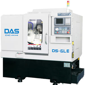 Customized precision machining metal lathe projects DS-6LE for sale