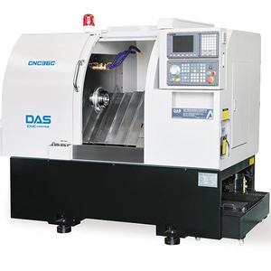 China Horizontal CNC Lathe CNC36C Manufacturer