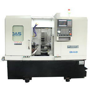 China Double Spindle CNC Lathe DS-5-DI Manufacturer