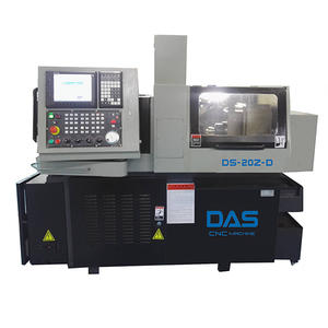 China Double Spindle Swiss Type CNC Lathe DS-20Z-D Manufacturer