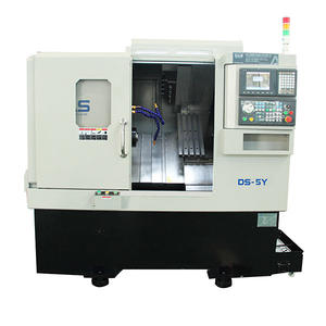 China Axis Type Turning Center Machine DS-5Y Manufacturer