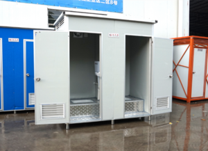 OEM high quality Portable Toilet & Sentry box manufacturers