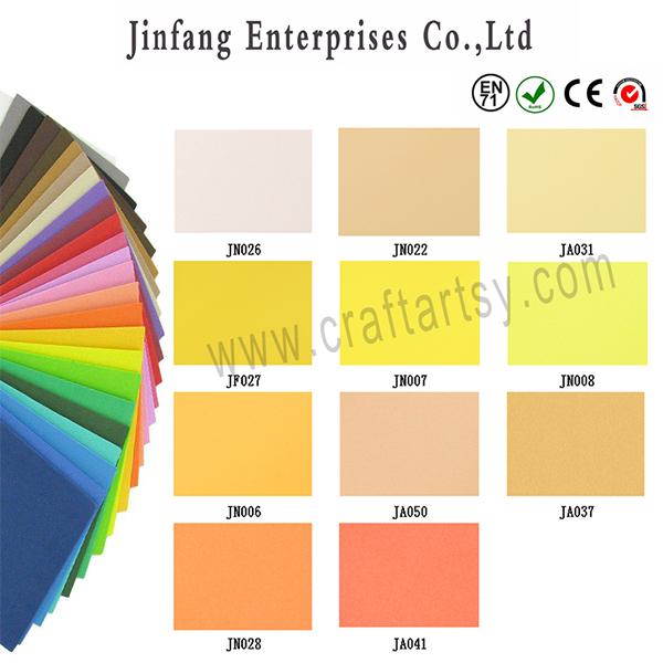 High quality Colorful EVA foam sheets