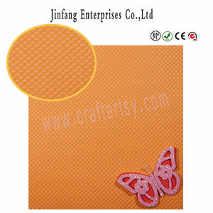 Embossed Weave Pattern Eva Foam Sheet