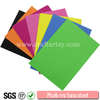 becautiful color plush eva foam sheet