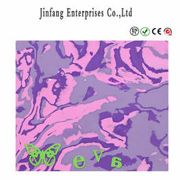 Camouflage color Eva spuma Sheet