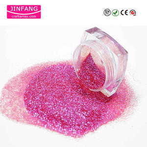 Rainbow Pink Glitter Powder