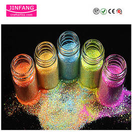 colorat Flouresent Glitter Powder