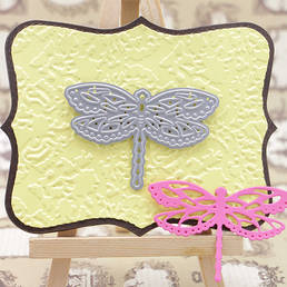 fustellatura Craft per Dragonfly