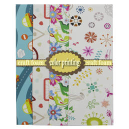 becautiful printing sheet forma spuma Eva