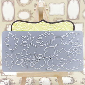 Craft Cutting Die For Leaves Set