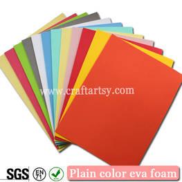 Zachte pluche EVA foam sheet