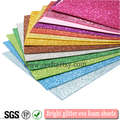 glitter eva foam