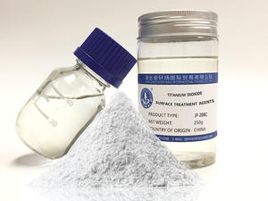 Titanium Dioxide Surface Treatment Agents Modified Polysiloxanes