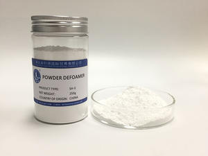 Industrial Grade Solid Defoamer Powder Antifoam For  Cement Self-leveling/cement Mortar