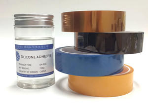 Silicone Pressure Sensitive Adhesives Psas For PET And PI Film