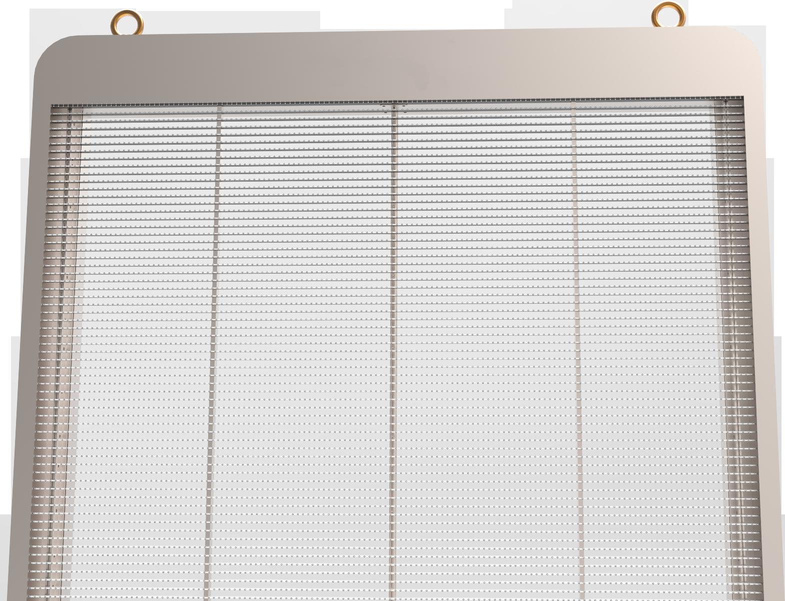 transparent led display