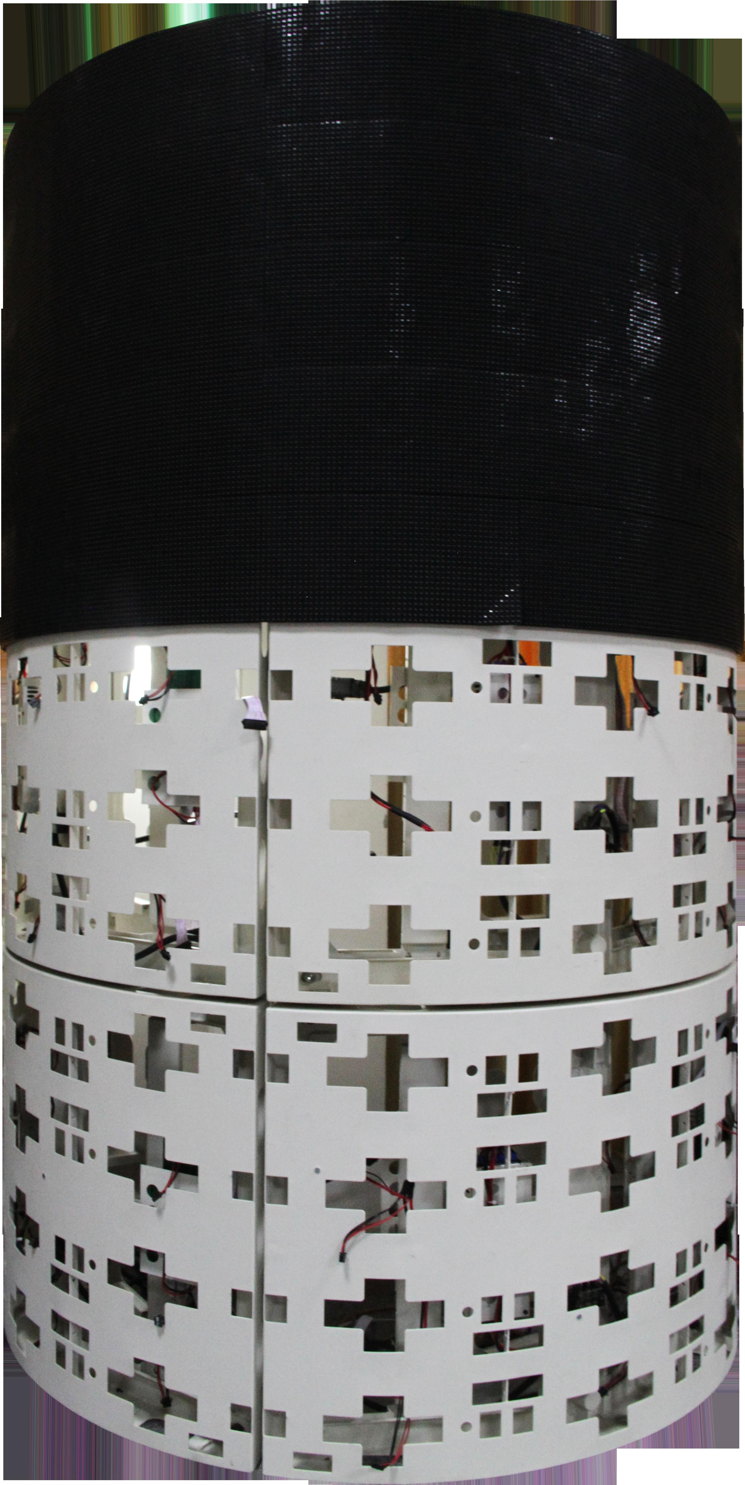 P10 flexible led display