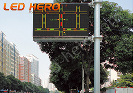 LED Traffic Sign Cases