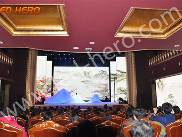 P3.91 Rental LED Display in Hunan