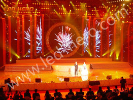 P6.25 rental led display in Sichuan