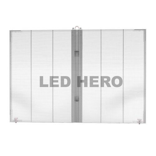 Customized Cabinet Size Transparent LED Display