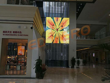 TR Transparent LED Display