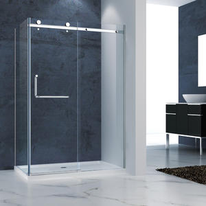 China streamlined sliding shower enclosure manufacturer