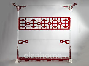 classical acrylic chinses screen from china factory