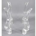 crystal lucite legs 2506