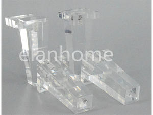 transparent acrylic leg from china factory