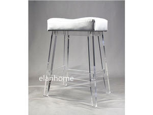 high quality clear acrylic bar chair from china factory