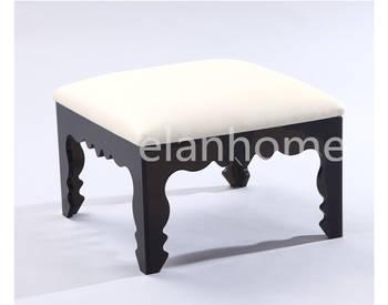 simple acrylic stool