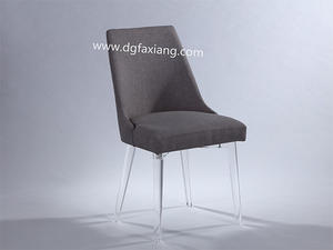 desk chair with clear acrylic legs clear acrylic desk chair sofa chair with acrylic legs