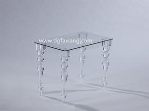 Crystal Side Table acrylic small side table acrylic bedtable