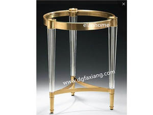 hot sale acrylic coffee side table wholesale acrylic acrylic furniture