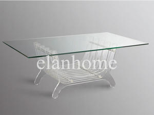 fashion lucite console table