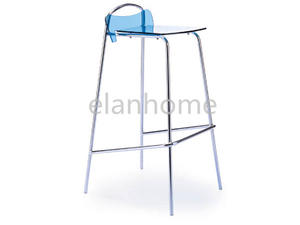 acrylic bar chair