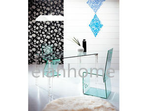 dinning table with high quality acrylic legs