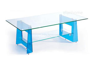 lucite coffee table suppliers