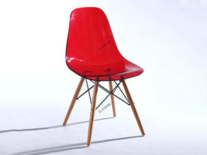 Eames chair for dining room waiting room bedroom kitchen  fashion office desk or client facing waiting areas.