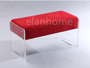 2 sets acrylic bench suppliers