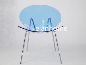 lucite leisure chair suppliers from china