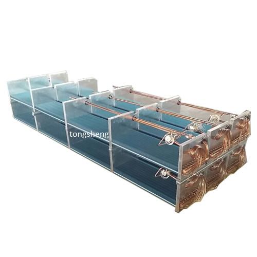 Evaporator coils-freezer evaporator
