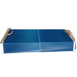 Transport air conditioning coils-refrigeration condenser coils