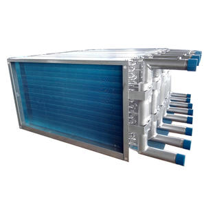Air to water heat exchanger-Oval tube heat exchanger manufacturer