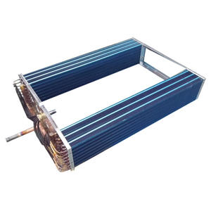 Air conditioning coils-bus AC heat exchanger  manufacturer
