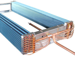 Air conditioning heat exchanger